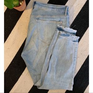Old Navy High Waisted Jeans